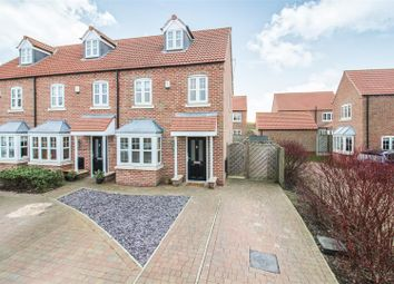Thumbnail 3 bed property for sale in Priory Close, Nafferton, Driffield