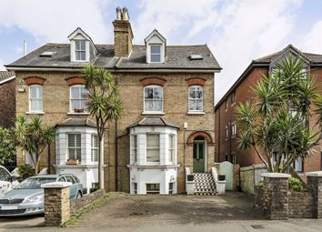 Thumbnail 4 bed semi-detached house for sale in Hook Road, Surbiton