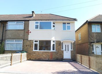 Thumbnail 3 bed semi-detached house to rent in Barnet Lane, Barnet