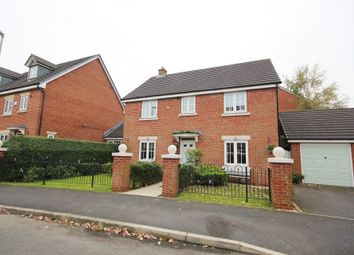 Thumbnail 4 bed detached house for sale in Lancashire Drive, Buckshaw Village, Chorley