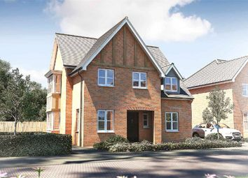 Thumbnail 4 bed detached house for sale in Sandhurst Gardens, High Street, Sandhurst