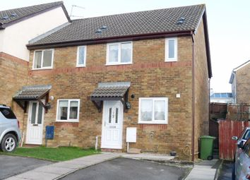 Thumbnail 2 bed terraced house for sale in Pen Bryn Hendy, Miskin
