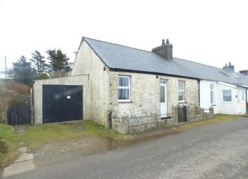 Thumbnail 3 bed end terrace house for sale in Mount Pleasant, Llithfaen, Pwllheli, Gwynedd