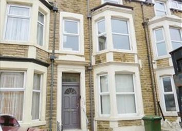 Thumbnail 1 bed flat to rent in Clarendon Road, Morecambe