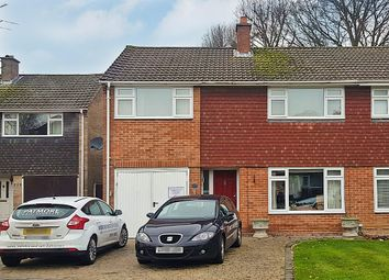 Thumbnail 4 bed semi-detached house to rent in Sheridan Road, Frimley, Camberley