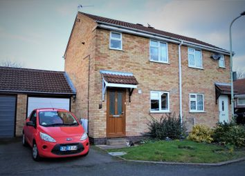 2 bed semi-detached house for sale in Spring Close, Ratby, Leicester LE6
