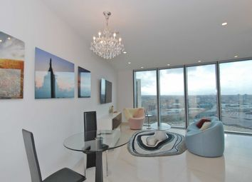 Thumbnail 1 bed flat to rent in The Tower, St George Wharf, Vauxhall, London