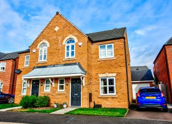 Thumbnail 3 bed semi-detached house for sale in Lacey Grove, Annesley, Nottingham