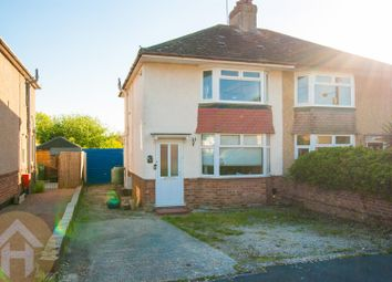Thumbnail 2 bed semi-detached house for sale in Morstone Road, Royal Wootton Bassett, Swindon