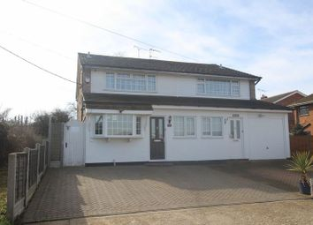 Thumbnail 3 bed semi-detached house for sale in Riverview Gardens, Hullbridge, Hockley
