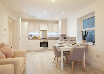 Thumbnail 2 bedroom flat for sale in Plot 16, Lewis House, Queensgate, Farnborough, Hampshire