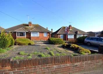 Thumbnail 2 bed semi-detached bungalow for sale in Hereson Road, Ramsgate, Kent