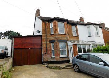 Thumbnail 4 bedroom semi-detached house for sale in Dunyeats Road, Broadstone