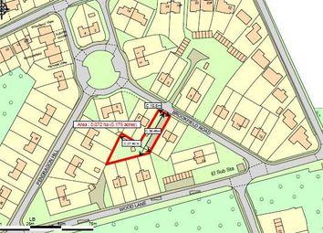 Land for sale in Single Plot, Brookfield Road, Papworth Everard, Cambridge, Cambridgeshire CB23