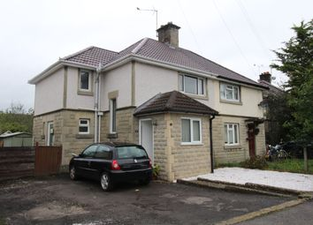 Thumbnail 3 bed semi-detached house for sale in Ladyfield Road, Chippenham