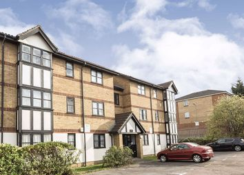 Thumbnail 1 bed flat for sale in Woodvale Way, London