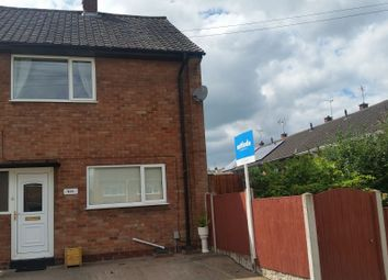 Thumbnail 3 bed semi-detached house for sale in West Way, Stafford, Staffs