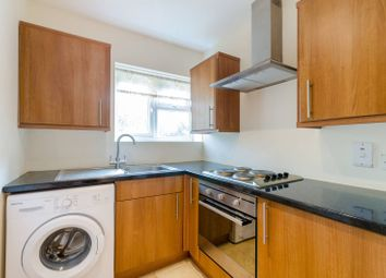 Thumbnail 1 bed flat to rent in Ullswater Crescent, Kingston Vale, London