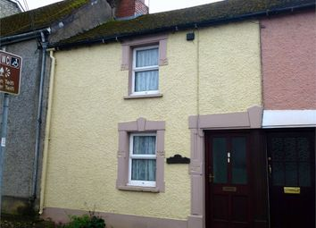 Thumbnail 2 bed cottage for sale in High Street, Cilgerran, Cardigan, Pembrokeshire