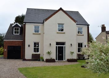 Thumbnail 4 bed detached house for sale in Hurds Farm, Worlaby, Brigg