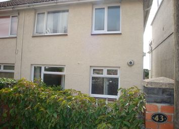 Thumbnail 1 bed flat to rent in Queens Road, Sketty, Swansea