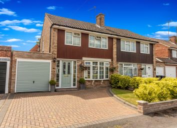 Thumbnail 3 bedroom semi-detached house for sale in Tupsley Road, Reading