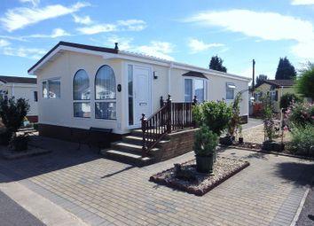 Thumbnail 1 bed mobile/park home for sale in Hi Ways Park, Hallen, Bristol