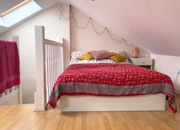 Thumbnail 3 bed flat to rent in Bournevale Road, London