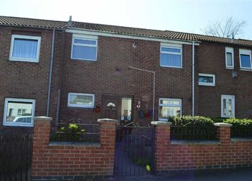 Thumbnail 3 bed town house for sale in Aikman Avenue, Leicester