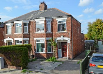 Thumbnail 5 bed semi-detached house for sale in Lilac Avenue, York