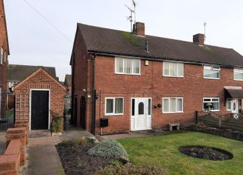 Thumbnail 3 bedroom semi-detached house for sale in South Parade, Worksop