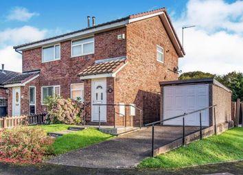 Thumbnail 2 bed semi-detached house for sale in Ash Coppice, Lea, Preston, Lancashire