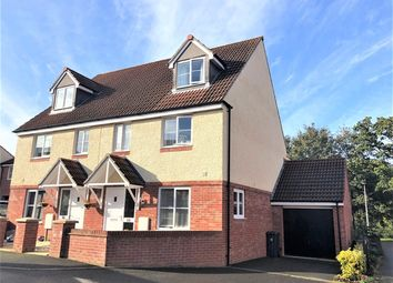 Thumbnail 4 bed semi-detached house for sale in Seven Acres, Cranbrook, Exeter