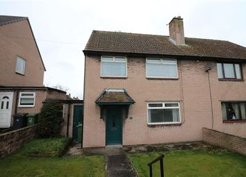Thumbnail 3 bed semi-detached house for sale in Edgehill Road, Carlisle, Cumbria