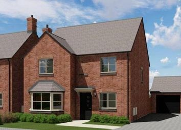 Thumbnail 4 bed detached house for sale in Coventry Road, Sharnford, Leics