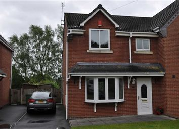 Thumbnail 3 bedroom semi-detached house to rent in Chandridge Court, Oulton, Stone