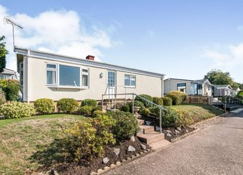 2 bed mobile/park home for sale in Rivers Walk, Newport Park, Exeter EX2