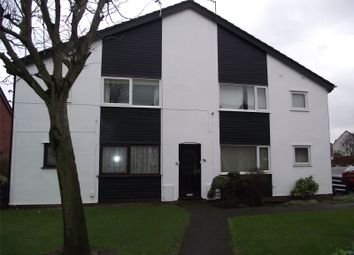Thumbnail 1 bed flat to rent in Brecon Close, Blackpool