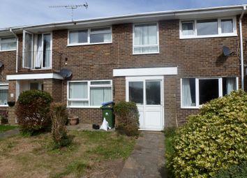 Thumbnail 3 bed terraced house to rent in Ashton Gardens, Rustington, Littlehampton