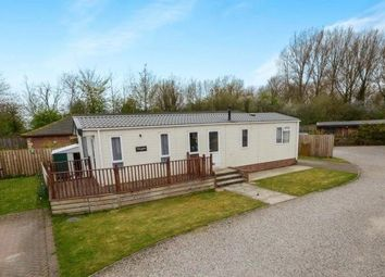 Thumbnail 2 bed detached house for sale in Manor Park Caravan Site, Sheriff Hutton Road, Strensall, York