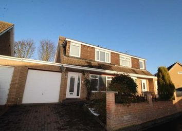 Thumbnail 3 Bedroom Semi Detached House For Sale In Lynfield Place Newcastle Upon Tyne