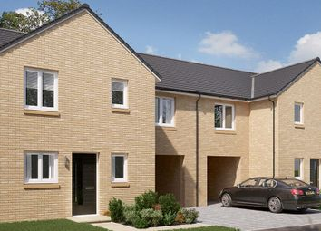 "Thumbnail 4 bedroom end terrace house for sale in ""The Tonbridge"" at Blantyre, Glasgow"