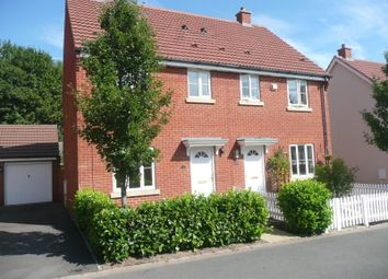 Thumbnail 3 bed semi-detached house to rent in Marmion Way, Ashford