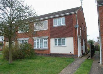 Thumbnail 2 bedroom maisonette for sale in Park Lane, Duston, Northampton