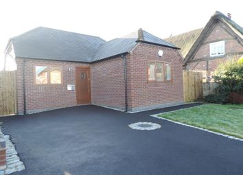 Thumbnail 2 bed detached bungalow for sale in Wolds Lane, Wolvey, Hinckley