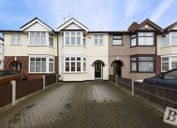 Thumbnail 3 bed terraced house for sale in Norman Close, Collier Row, Essex