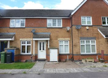 Thumbnail 2 bed terraced house for sale in Quob Farm Close, West End, Southampton