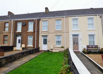 2 bed terraced house for sale in Hendre Road, Llangennech, Llanelli SA14