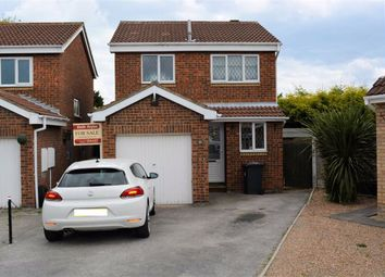 Thumbnail 3 bedroom detached house for sale in Bassett Close, Selby