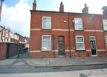 Thumbnail 2 bed terraced house for sale in Police Street, Eccles Manchester